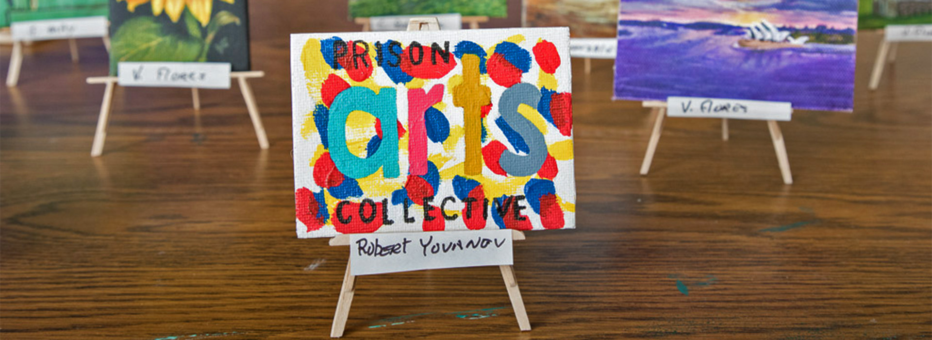CSUSB Prison Arts Collective art exhibition now on display in Los Angeles' CB1 Gallery