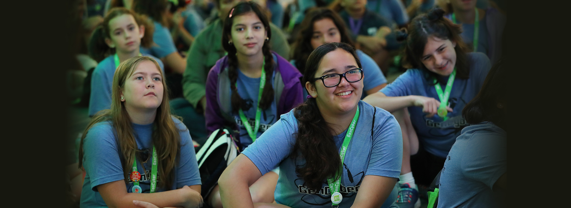 The GenCyber camp is funded jointly by the National Security Agency and the National Science Foundation.