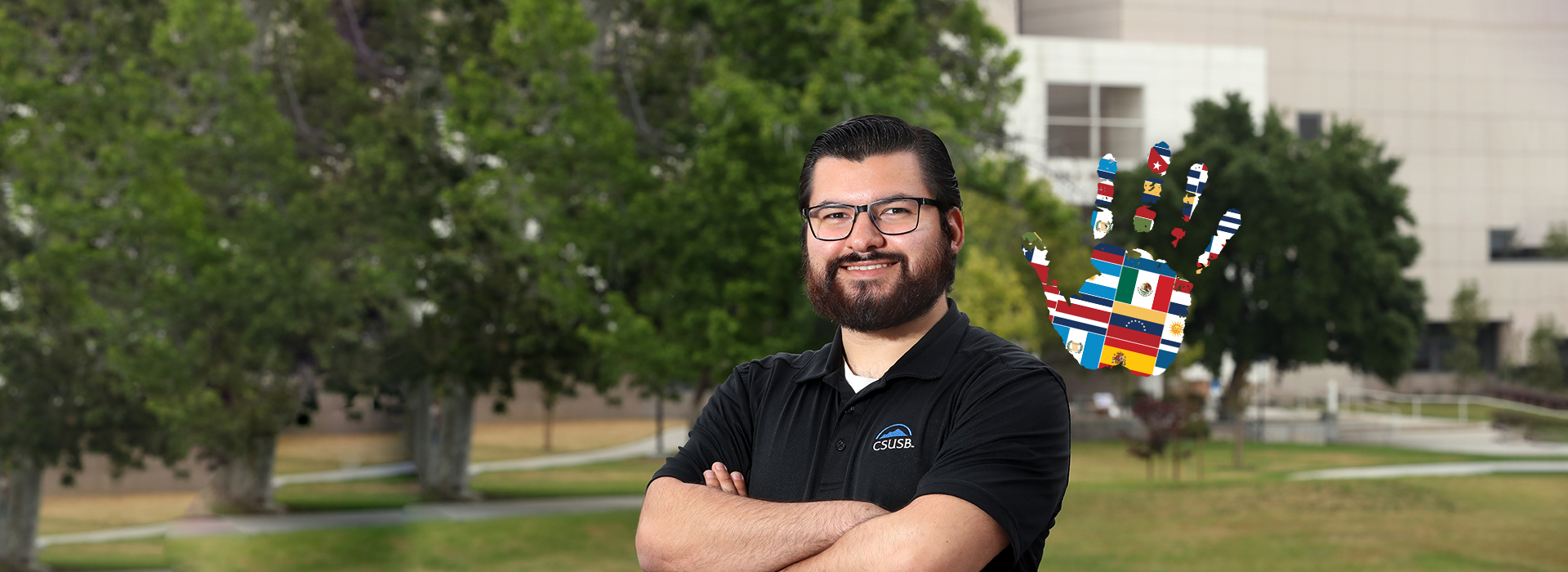 A Hispanic Heritage Month look back: CSUSB student wins big at CSU Student Research Competition