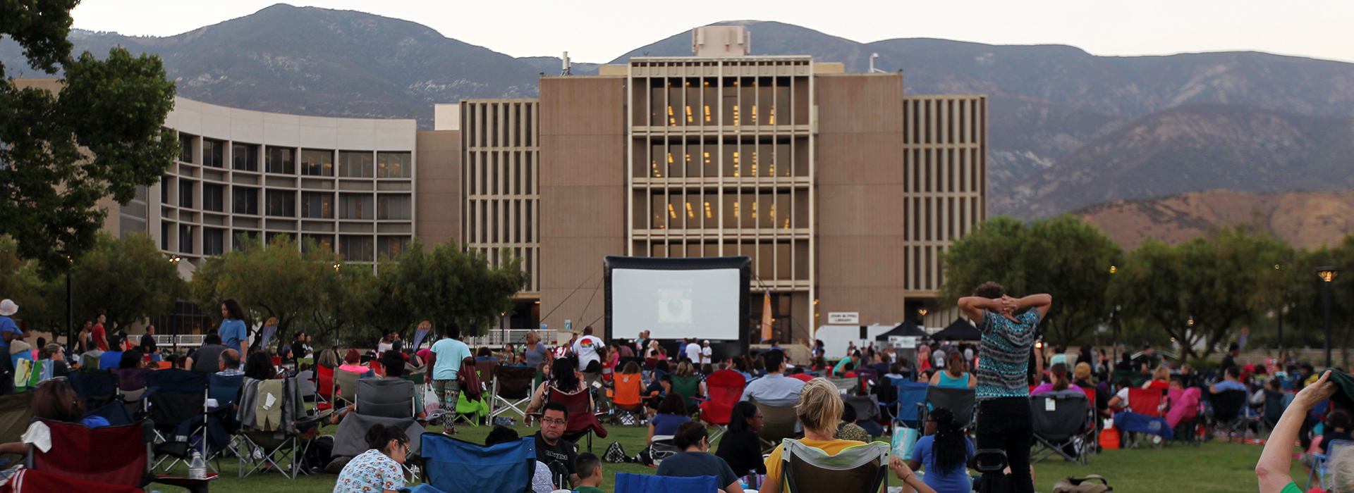Free Summer Movie Series returns to CSUSB library lawn