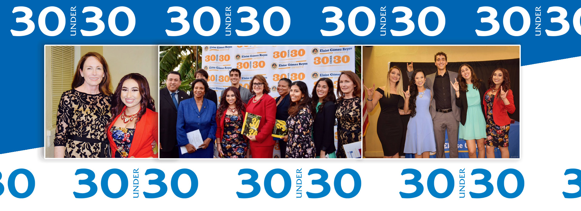 Twelve CSUSB students and alumni honored at 30 Under 30 Award Ceremony and Art Showcase