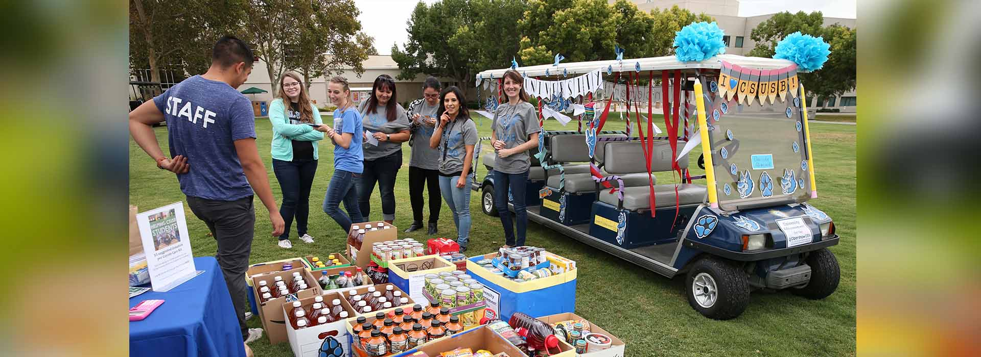 CSUSB holds 2nd annual Employee Appreciation Picnic