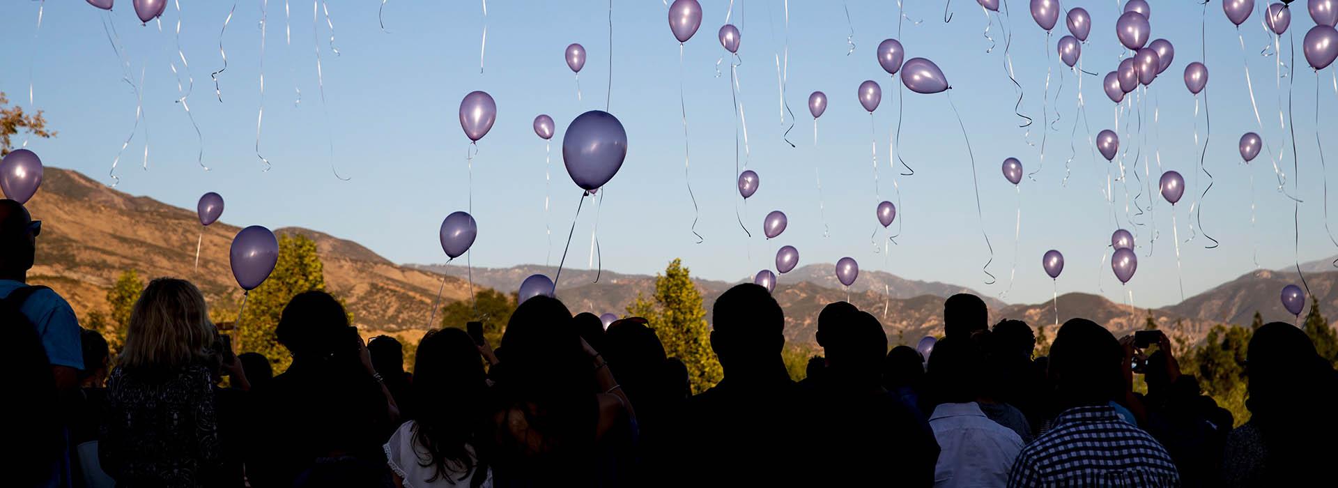 CSUSB vigil celebrates life of student slain in Las Vegas shooting