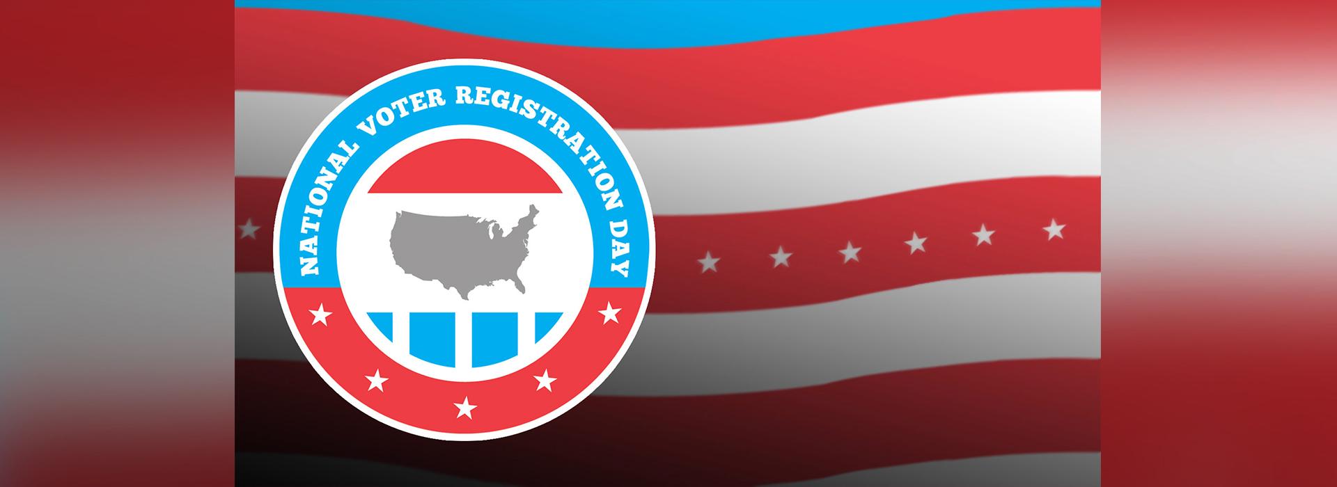 CSUSB celebrates National Voter Registration Day