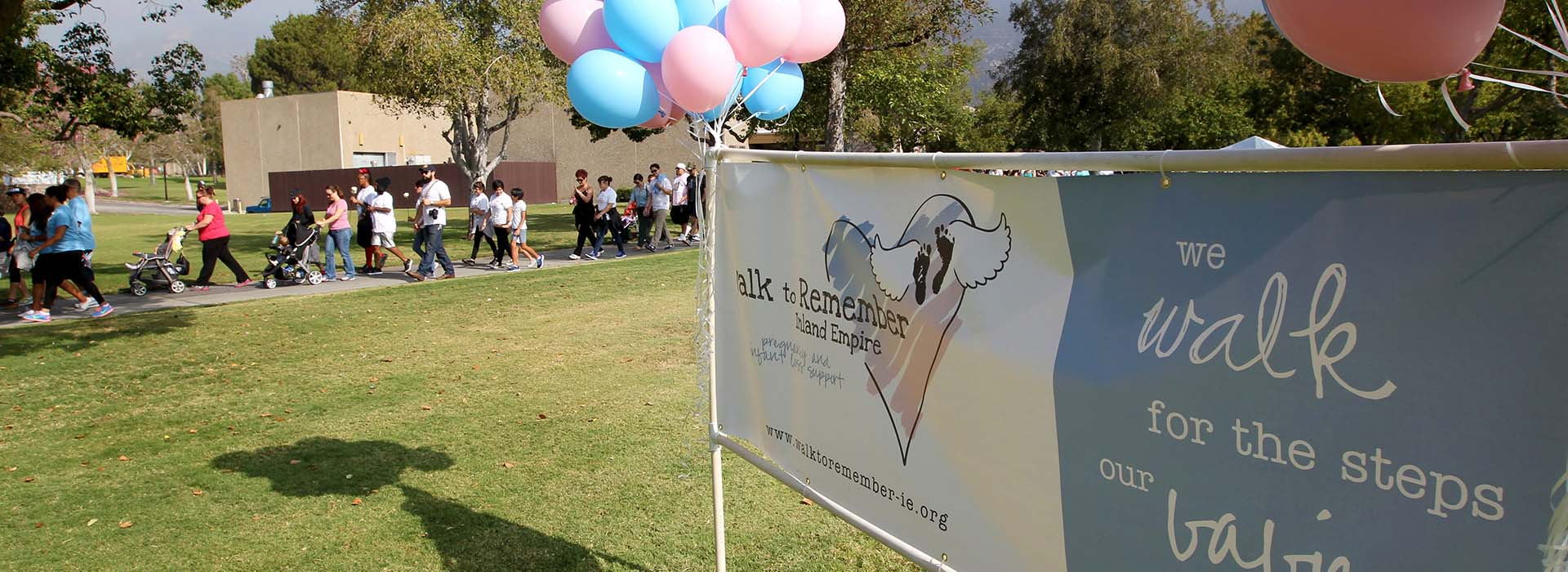 Forever Footprints to hold 8th Annual Walk to Remember at CSUSB
