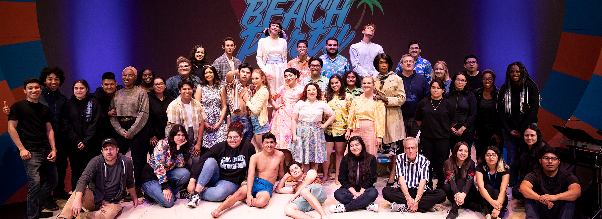 CSUSB's Department of Theatre Arts kicks off season with 'Psycho Beach Party'
