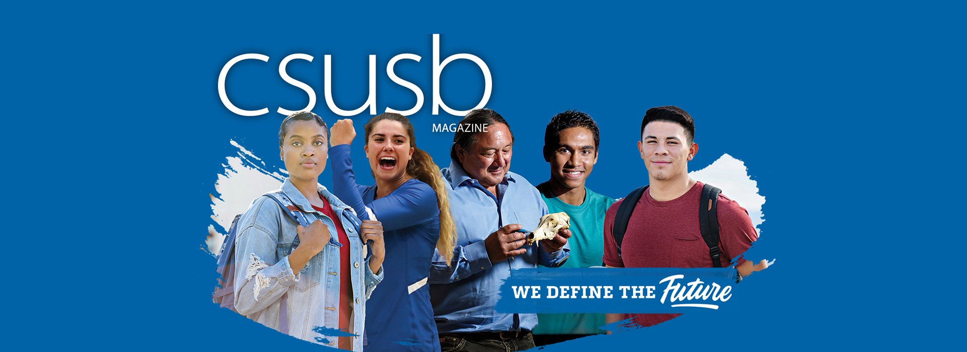 CSUSB Magazine is now online