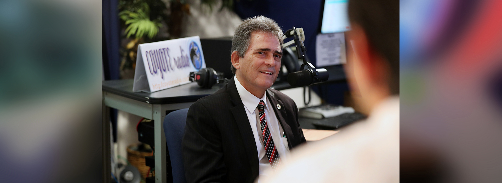 CSUSB hosts 'Meet the Mayor @CSUSB' town hall on Oct. 26