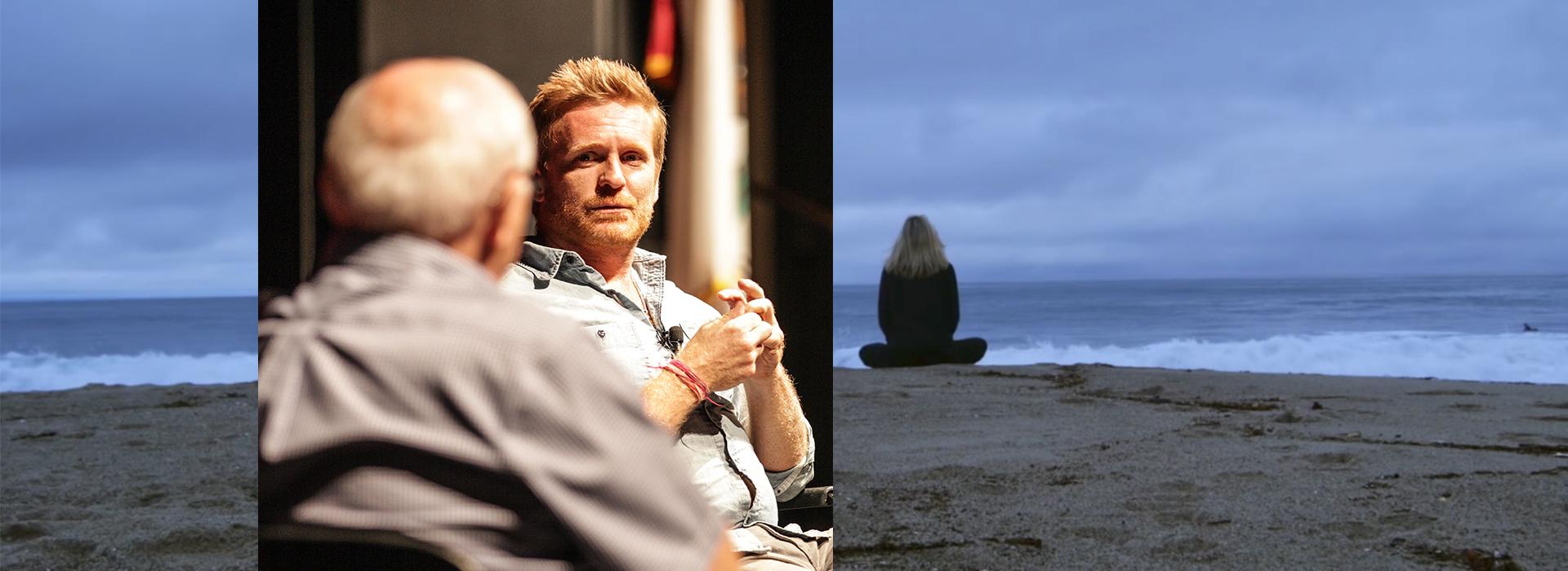 CSUSB Palm Desert Campus hosts Adam Schomer, producer of the documentary 'HEAL'