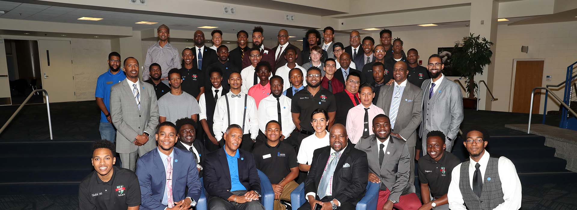 Student African American Brotherhood Conference held at CSUSB