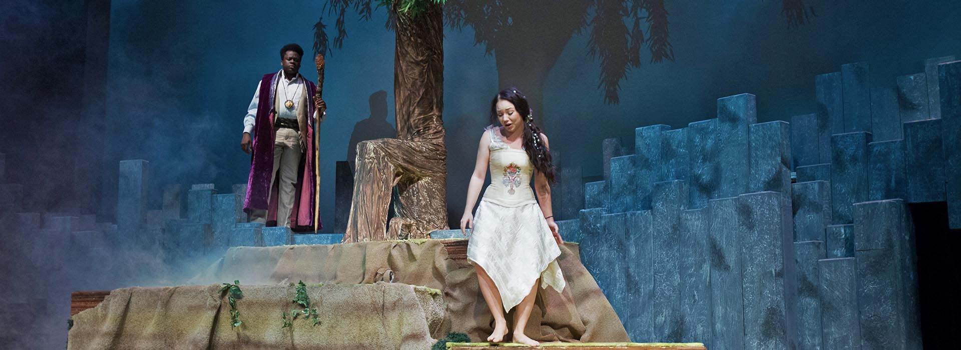 CSUSB Theatre Arts' production of 'The Tempest' concludes run this week