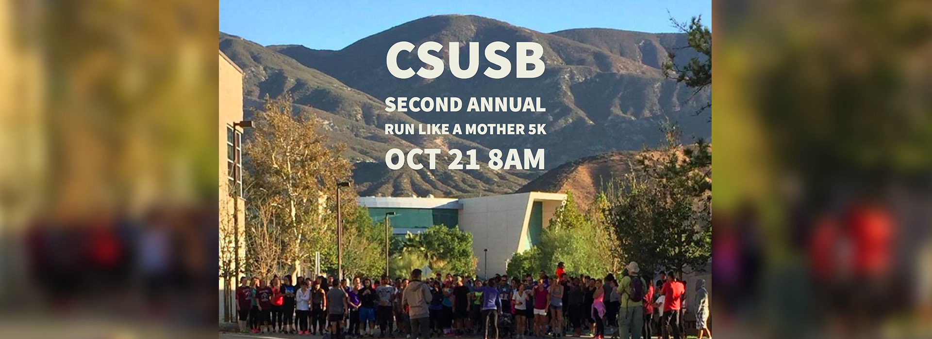 CSUSB to host second annual Run Like a Mother 5K on Oct. 21
