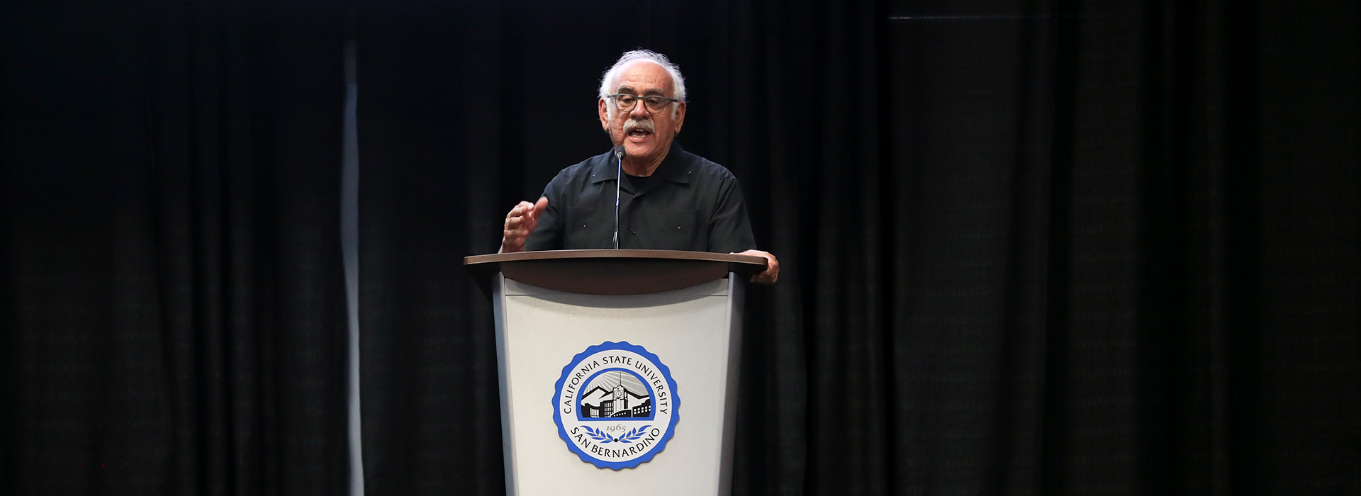 CSUSB Hispanic Heritage Month celebration concludes with 'Singing Our Way to Freedom'