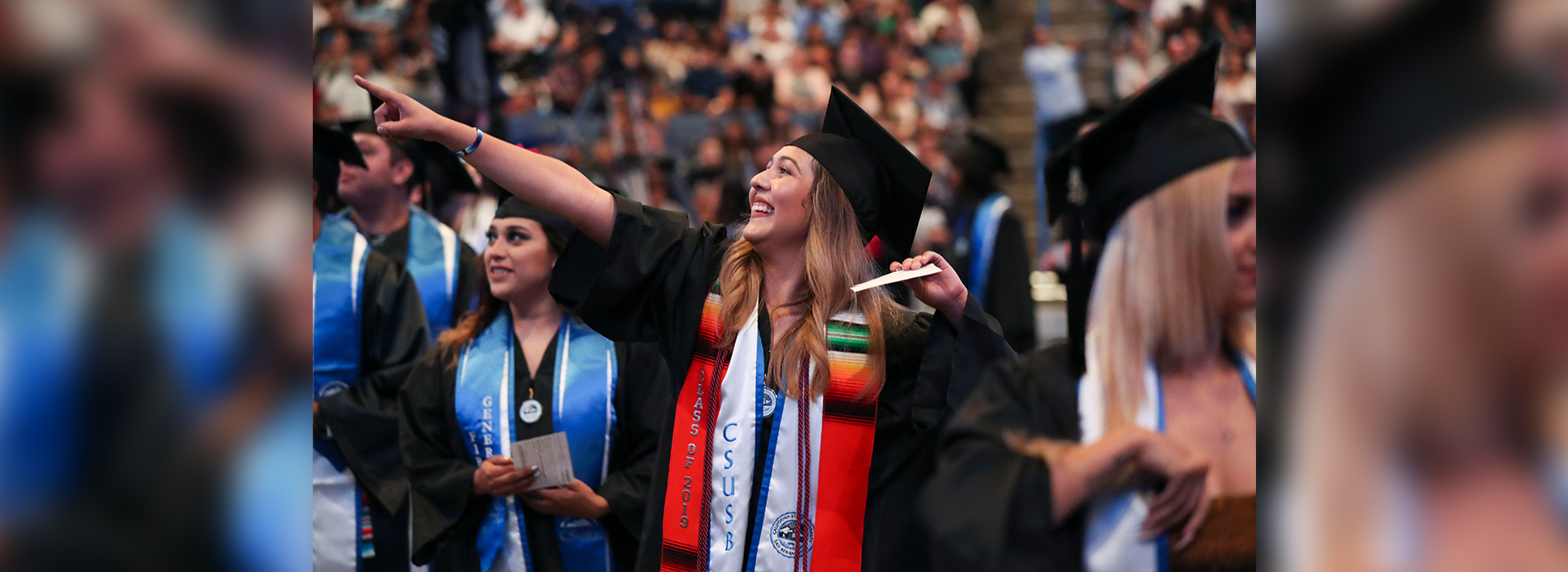 CSUSB ranked among top schools in awarding degrees to Hispanics
