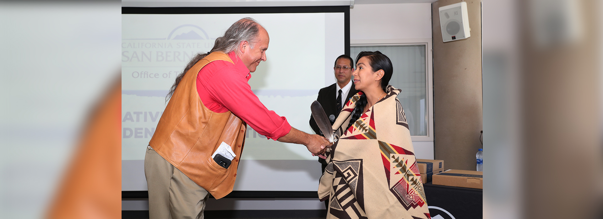 CSUSB honors Native American students at recognition ceremony