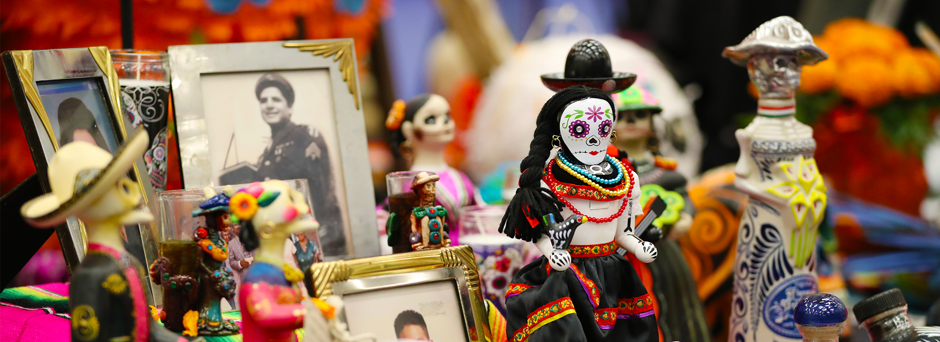 Cancelled: CSUSB will host a Day of the Dead – Dia de los Muertos – celebration Nov. 2