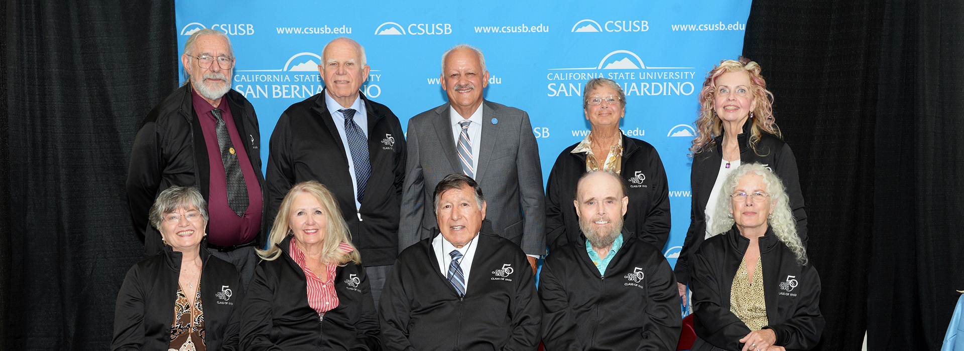 The 1969 Golden Grads celebrate 50 years at Cal State San Bernardino