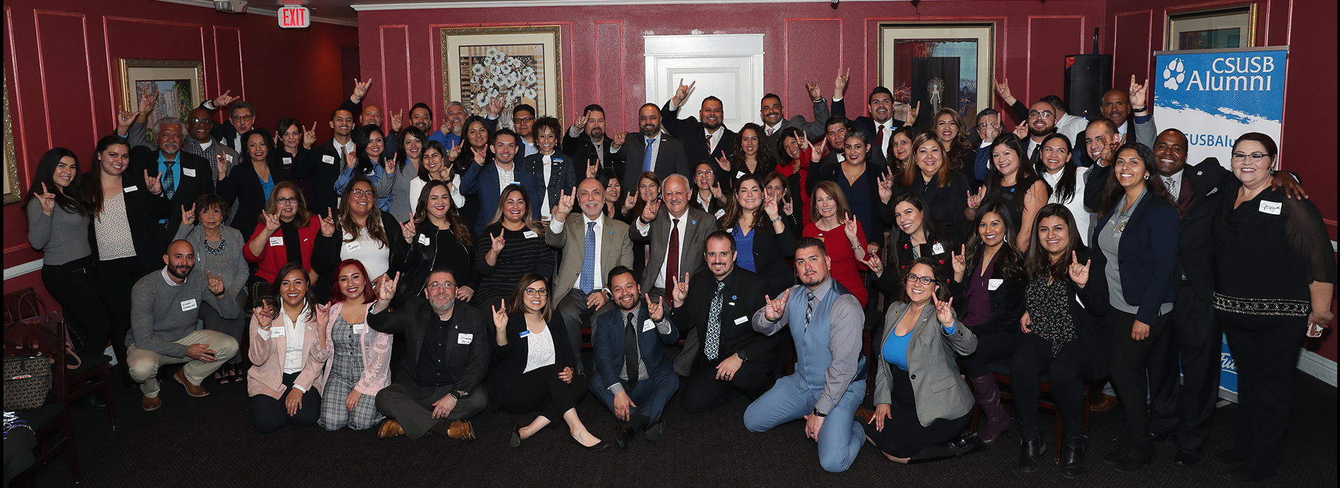 CSUSB Latino Alumni Chapter hosts mixer to welcome new University Advancement VP Robert Nava