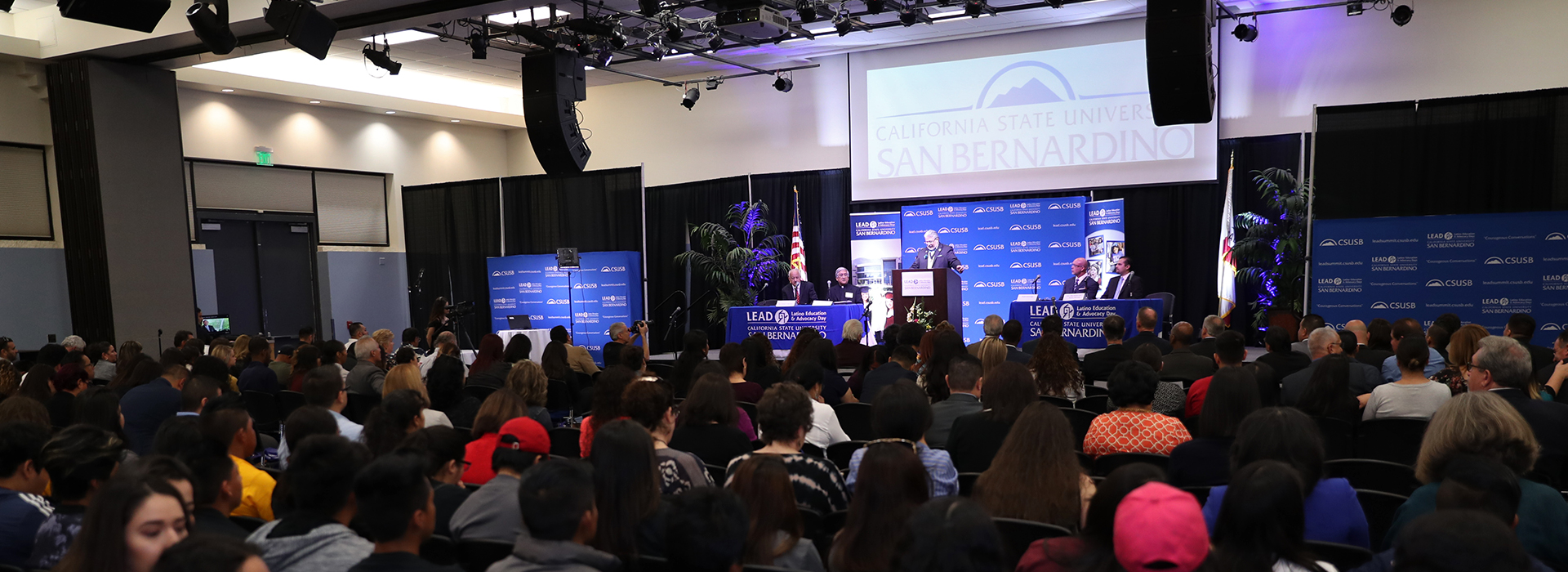 LEAD Summit XI featured speakers represent Chicano/Latino culture and history