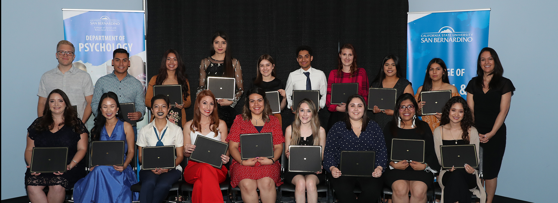 College of Social and Behavioral Sciences hosts Honors and Awards Ceremony