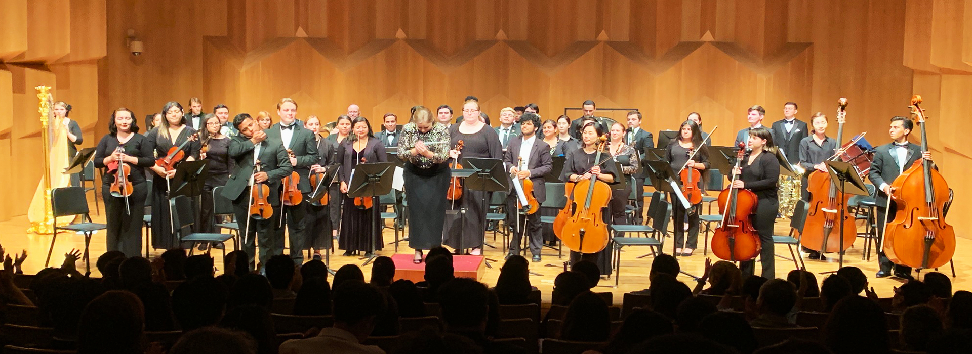 CSUSB orchestra performs at world-renowned Seoul Arts Center