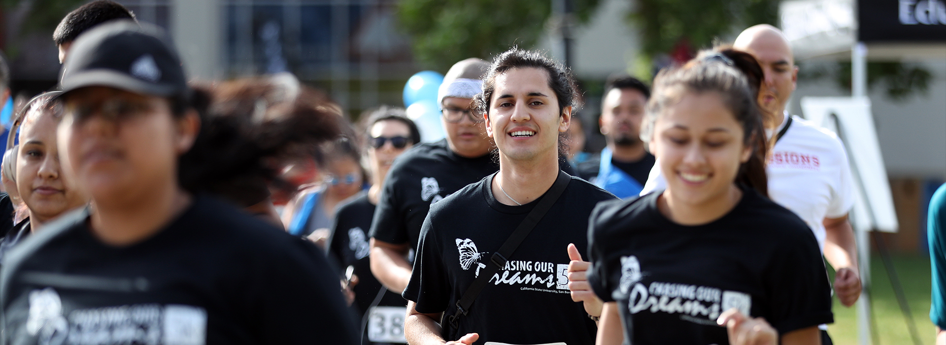 5K run/walk raises scholarship funds for CSUSB Dreamer students