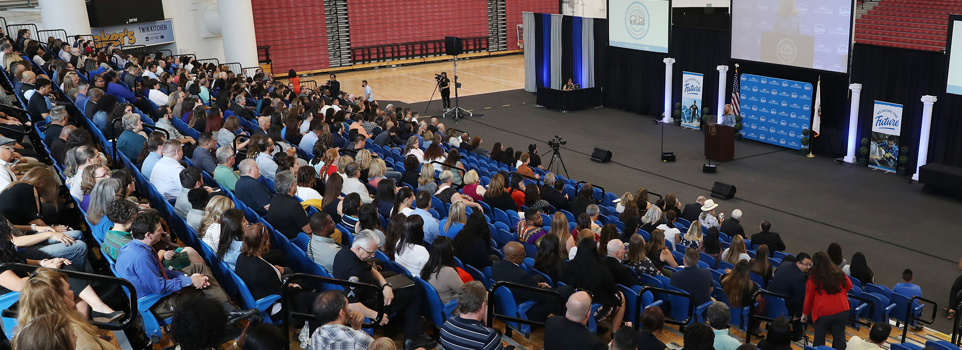 Comprehensive Campaign among achievements shared at Convocation