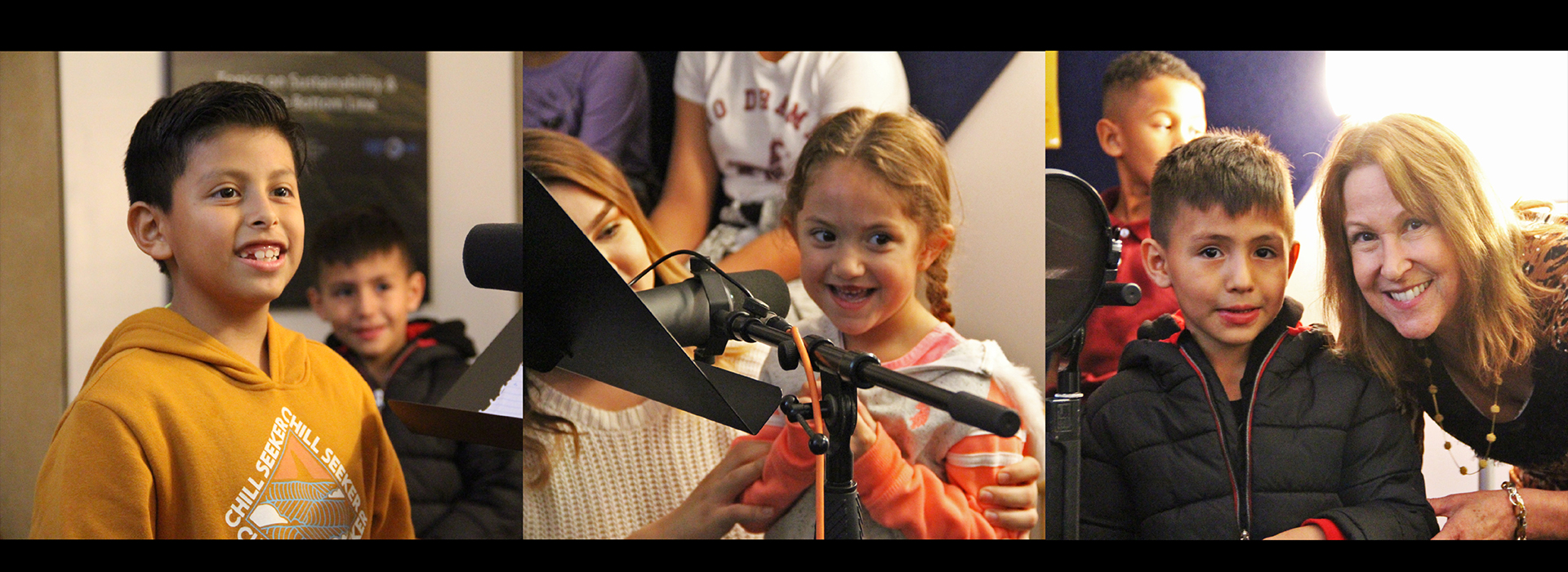 Coyote Radio's SCIPP Kids Holiday Special to air on KVCR-FM