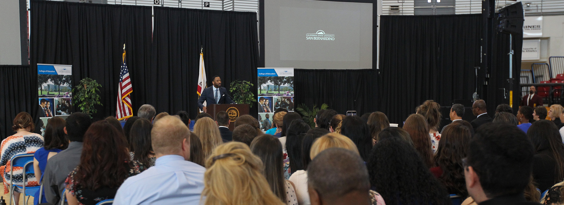 CSUSB College of Education holds credential ceremony for its 2019 graduates