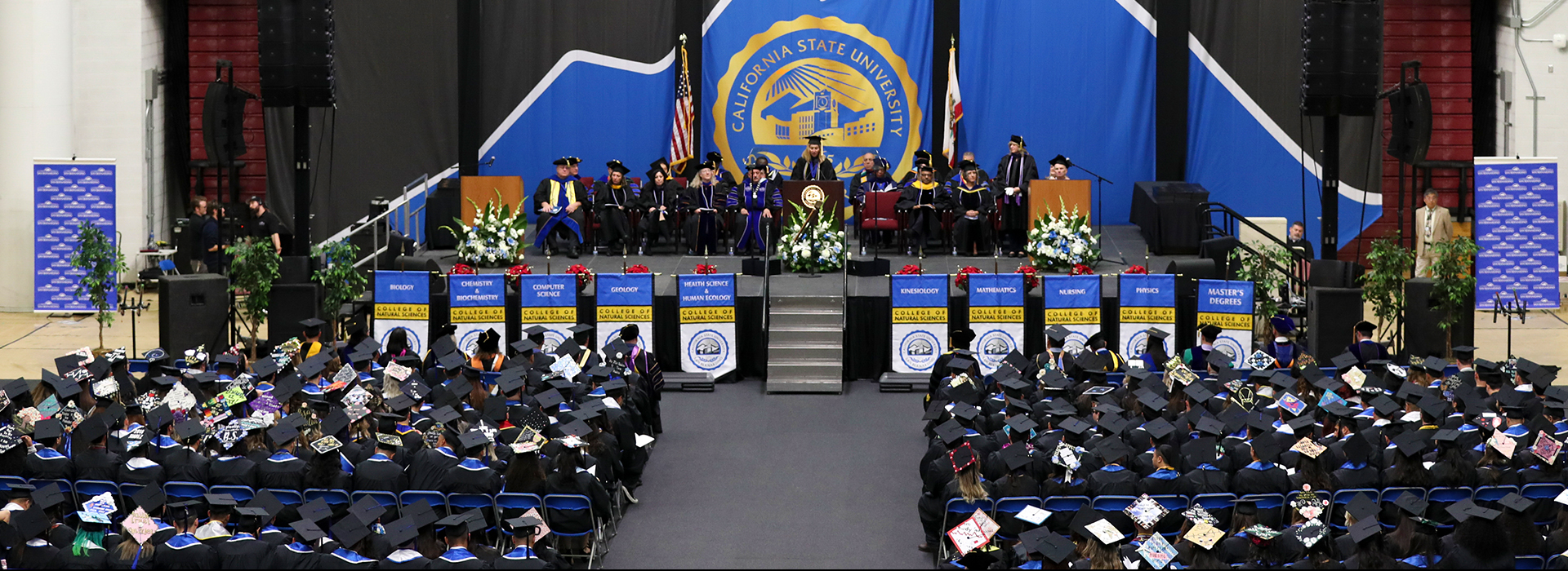 CSUSB celebrates 19th Fall Commencement on Dec. 7