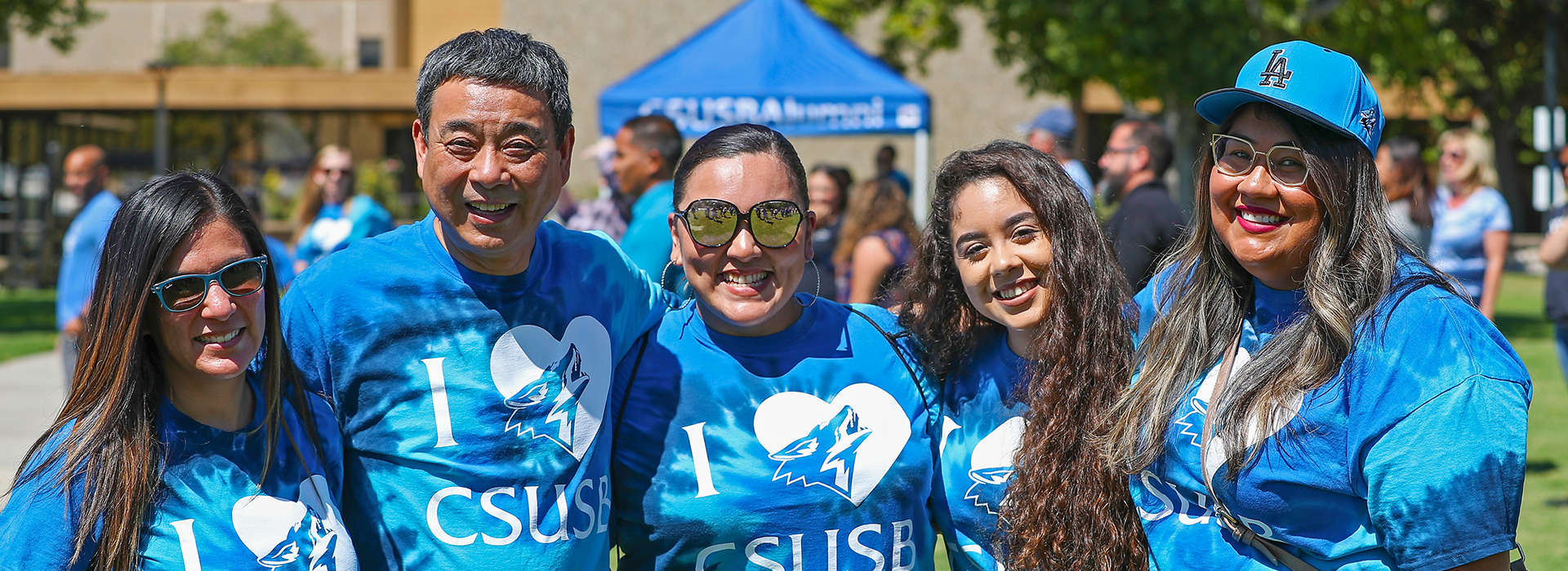 CSUSB closes out summer with Employee Appreciation Picnic