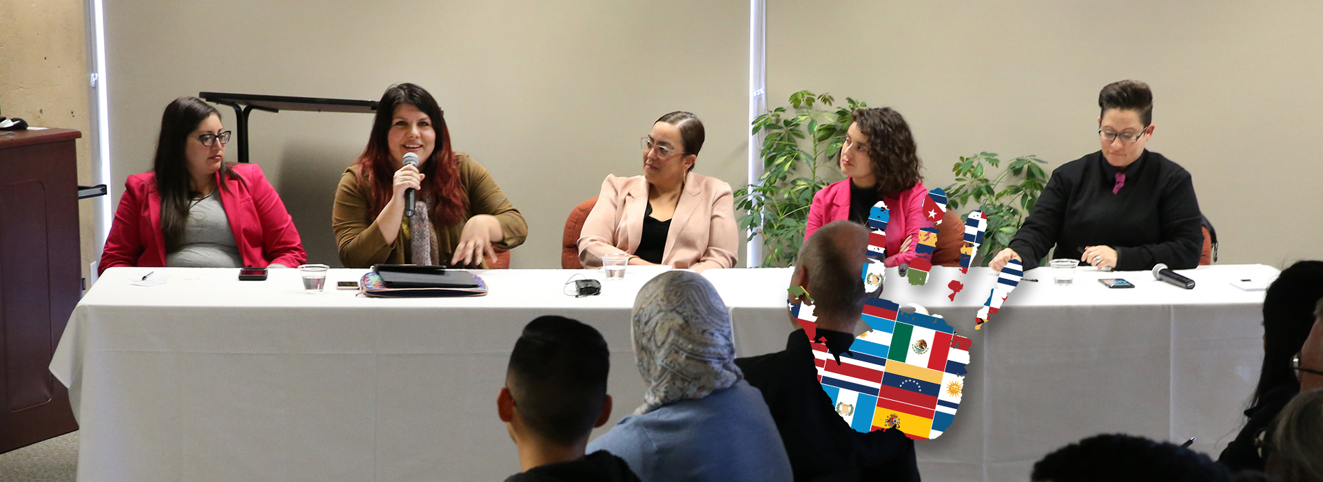 A Hispanic Heritage Month look back: Members of CSUSB's Women of Color in Academia present published work