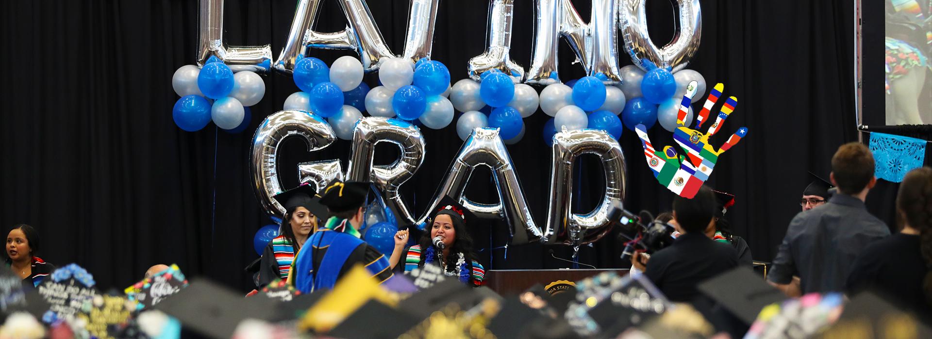 Hispanic Heritage Month look back: CSUSB among nationwide colleges awarding master's degree to Hispanics