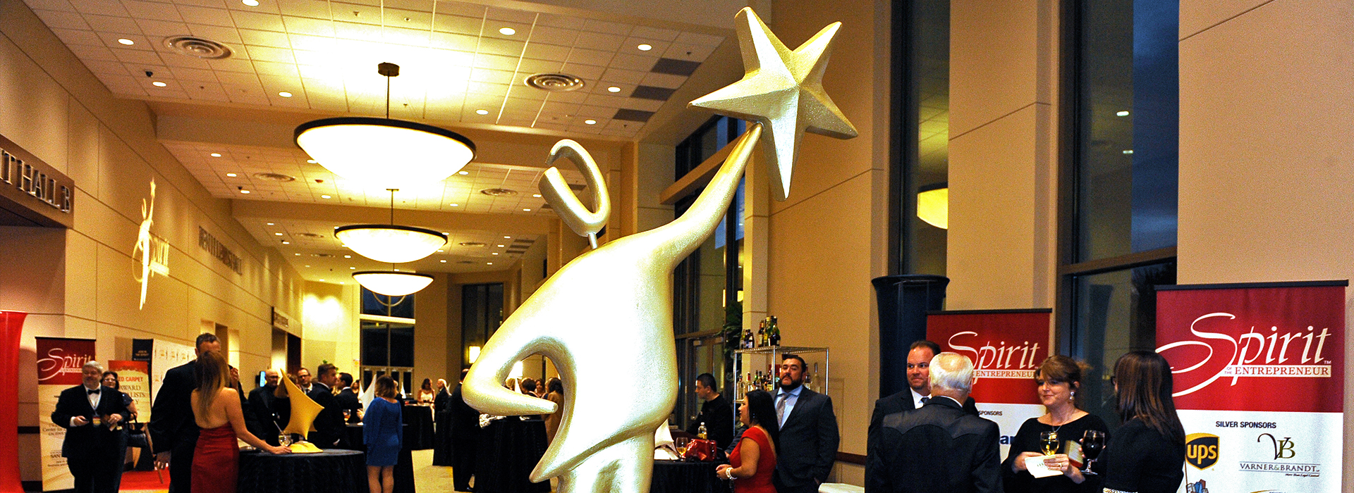 Tickets for the 2019 Spirit of the Entrepreneur Awards now available online