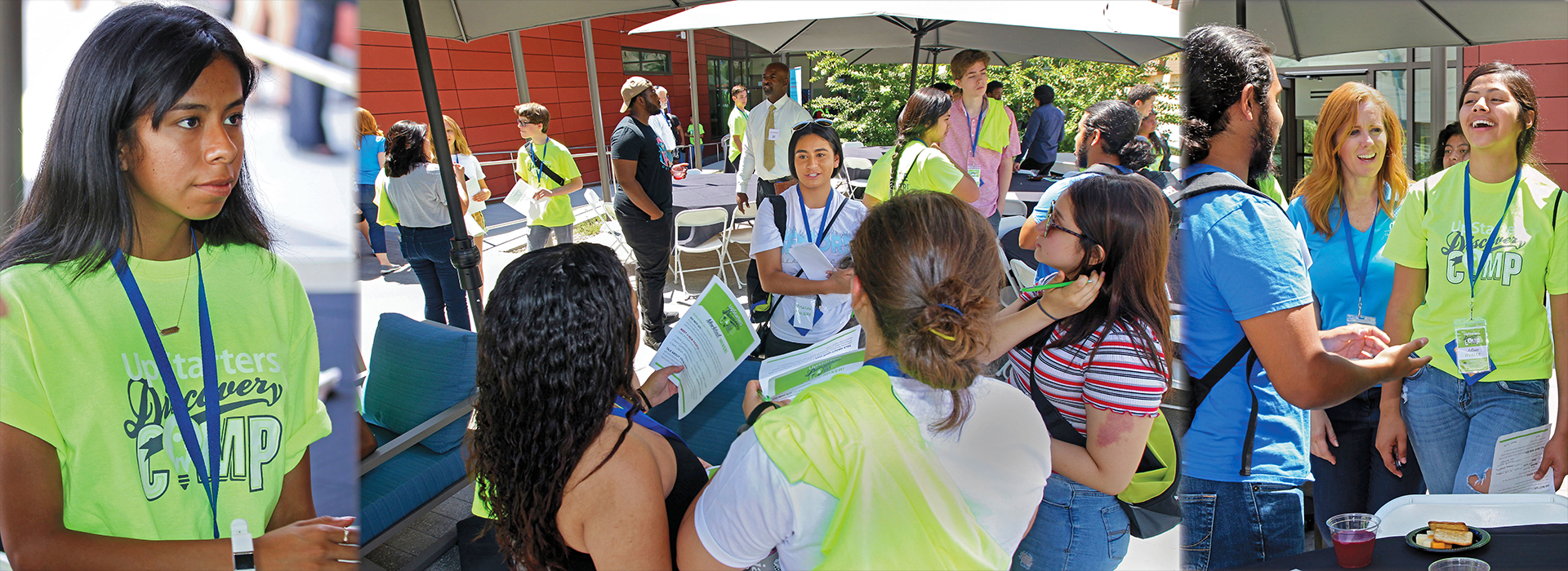 High school students learn about entrepreneurship at CSUSB camp