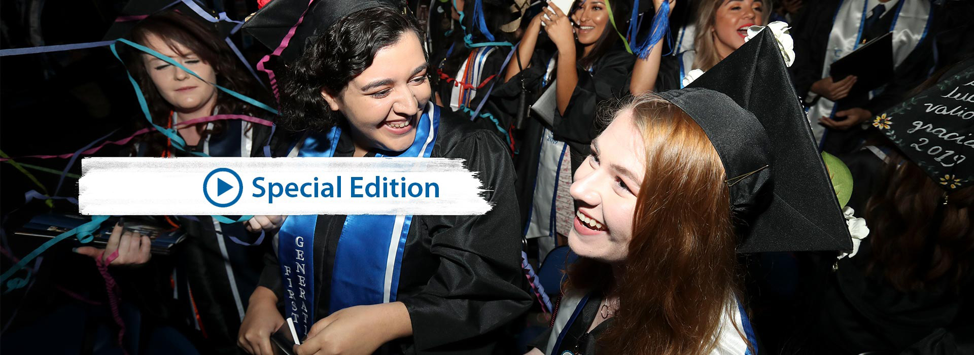 Inside CSUSB – 2018-19 Issue 15 – Special Graduation Edition
