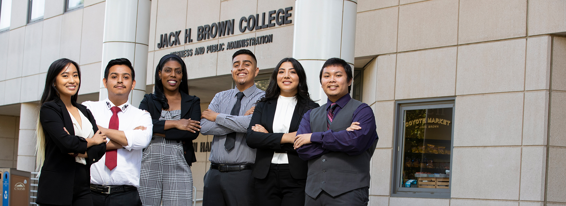Recent rankings continue to show CSUSB Jack H. Brown College is one the best in the nation