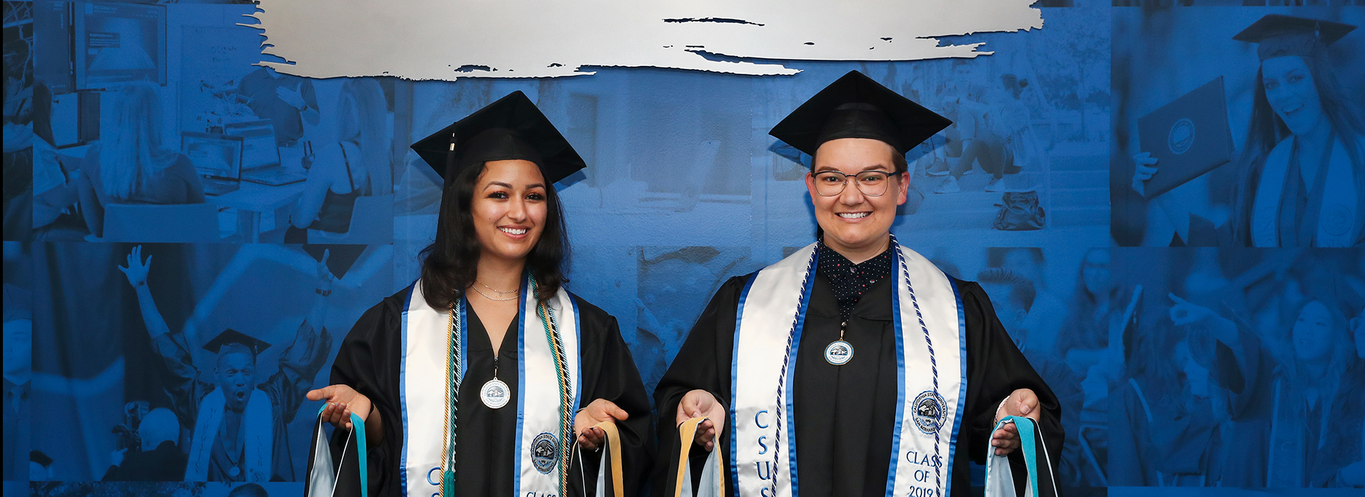 CSUSB graduates first students of concurrent master's degree program