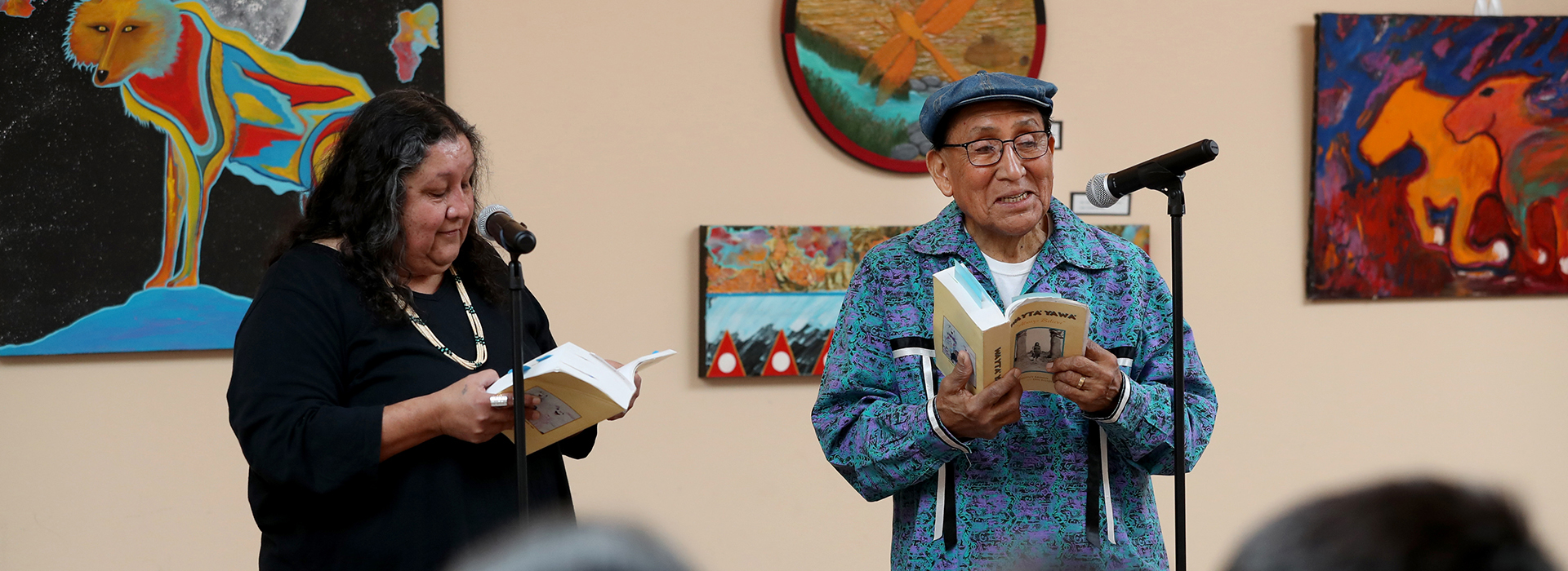 CSUSB partners with community to present Annual Native Voices Poetry Festival at Dorothy Ramon Learning Center in Banning