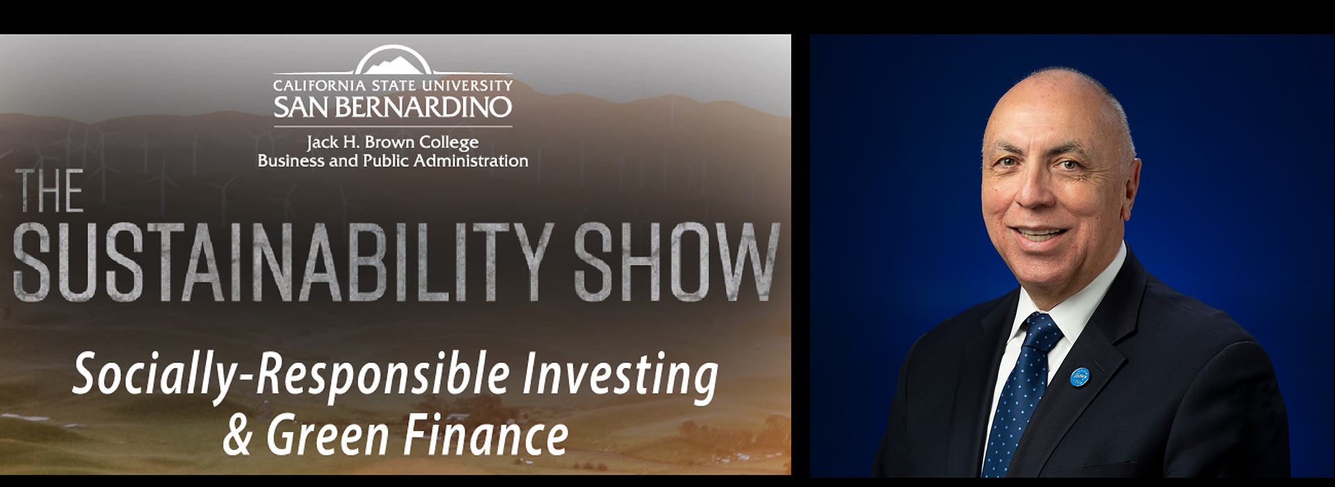 CSUSB vice president of University Advancement to appear on Coyote Radio's Sustainability Show