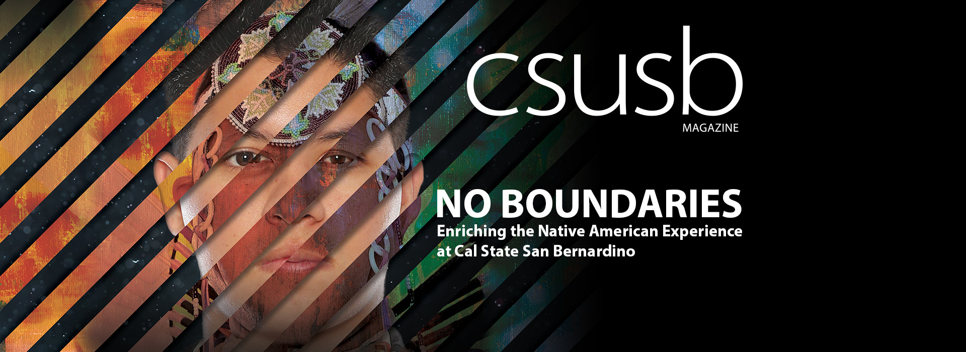 The spring 2019 edition of CSUSB Magazine is now online