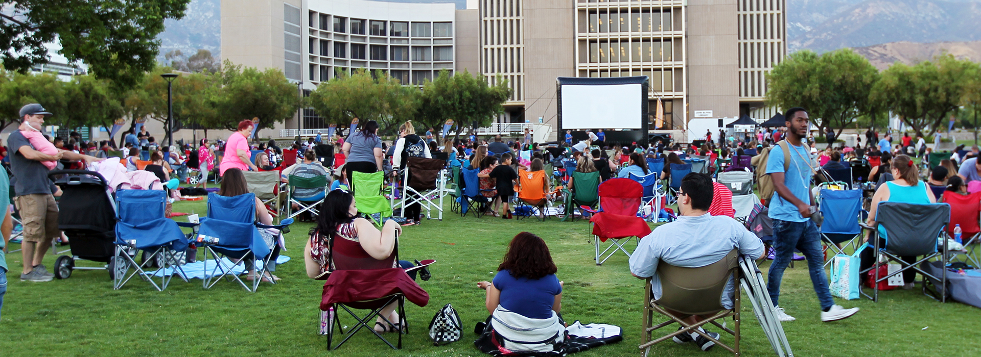 Summer Movie Series returns to CSUSB