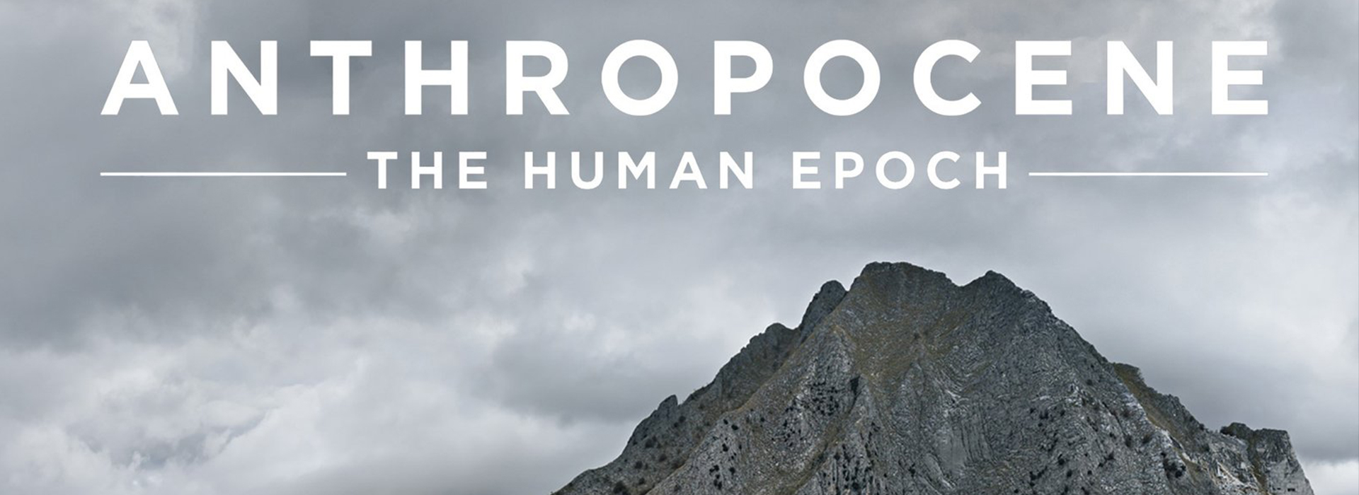 Noon today: Pfau Library to present award-winning environmental film, 'Anthropocene'