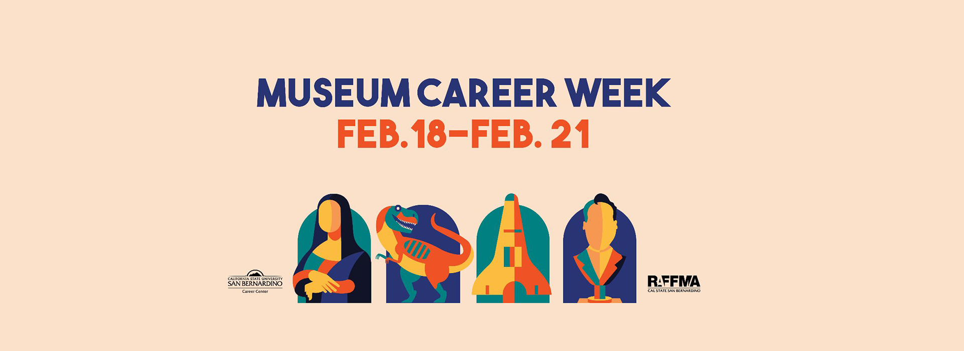 RAFFMA celebrates Museum Career Week through Feb. 21