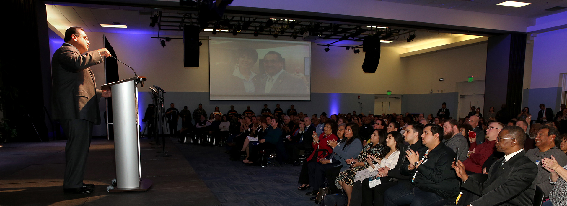 Assemblymember Ramos returns to CSUSB for historic swearing-in ceremony