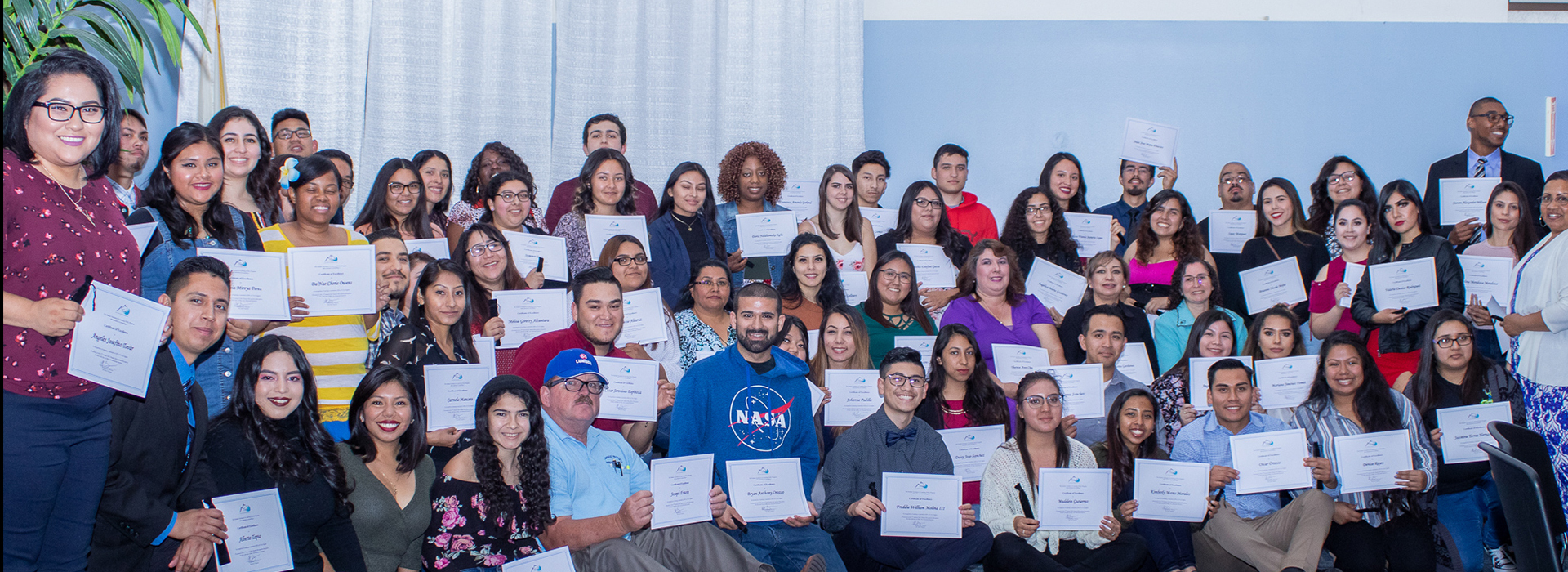 CSUSB hosts SAIL's 27th Annual Recognition Reception