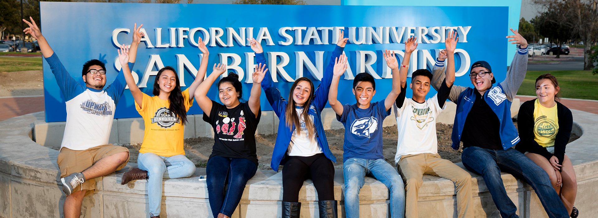 CSUSB Office of Pre-College Programs hosts inaugural Student Leadership Conference
