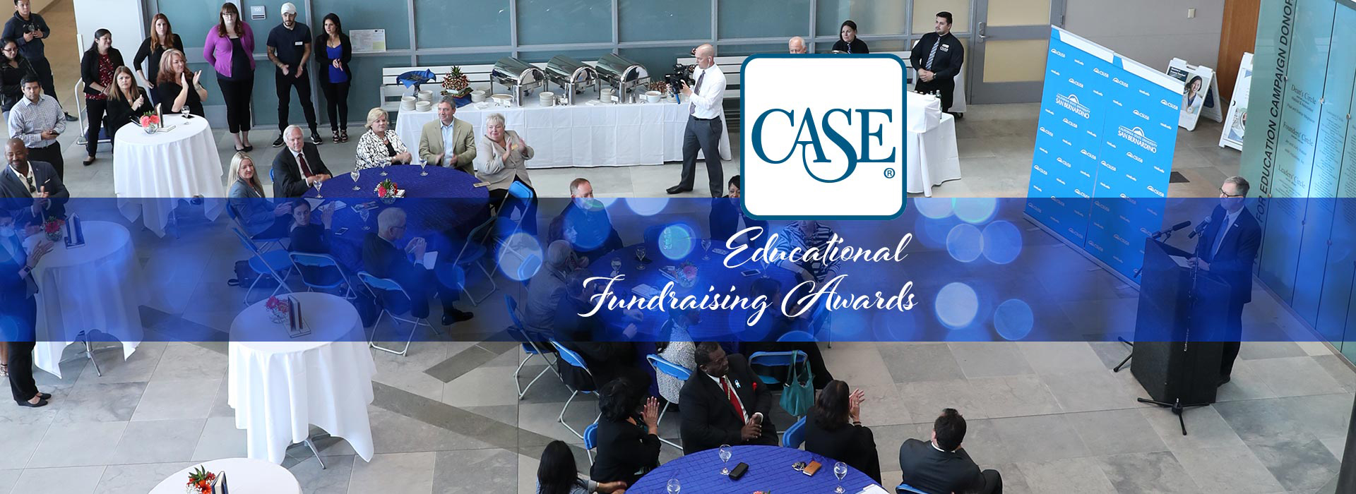 CSUSB to receive a 2019 CASE Educational Fundraising Award