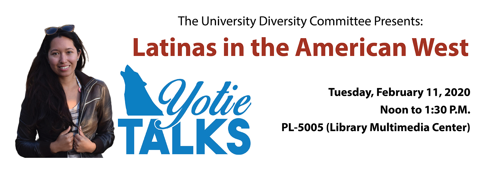 CSUSB professor to explore 19th century poetry by Latinas at Yotie Talk event