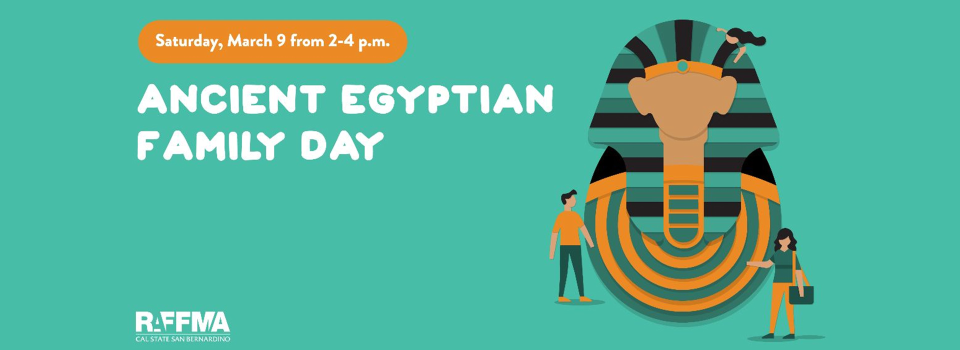 Ancient Egyptian Family Day coming to CSUSB's art museum March 9